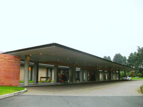 武蔵カントリークラブ クラブハウス