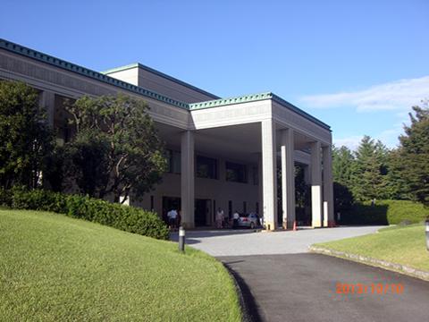 石坂GCクラブハウス1