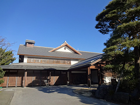 小金井CCクラブハウス