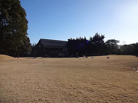小金井CC練習場2