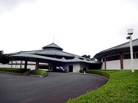 江戸崎CCクラブハウス