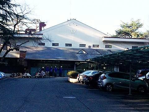 大宮GCクラブハウス