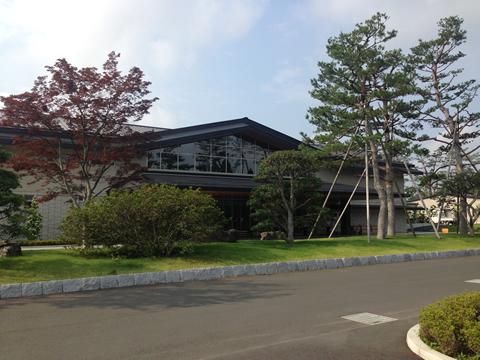 武蔵カントリークラブクラブハウス
